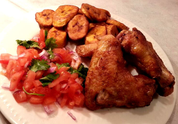 Plantain-Chicken